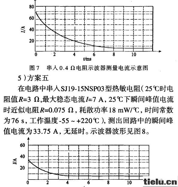 S4改电力机车厂应对机车控制电路1)在电路中串人纯感性元件万方数据68