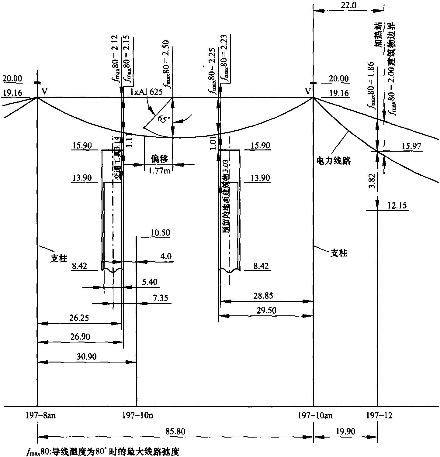 如果牵引供电线路架设到接触网支柱上,那么它们就成为接触网系统的