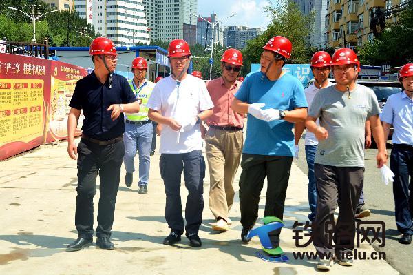 三市联检专家组到哈尔滨地铁进行现场检查评审.jpg