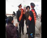 成都铁路局峨眉车务段:圆满完成春运旅客运输任务