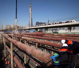 """春节地下10米深处的""""地道战"""""""
