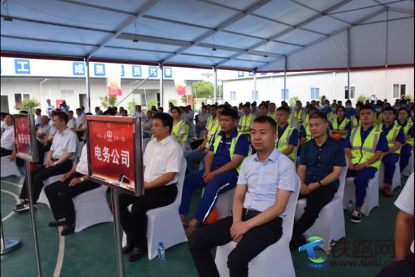 中铁一局电务公司杭州片区四个项目荣获中铁