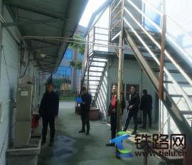 中国水电四局浩吉铁路项目部开展消防、安全专项检查