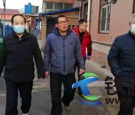 陕铁院安保处组织开展寒假前校园安全大检查