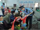 麻阳:候车室的法制宣传真热闹