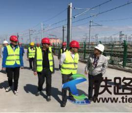 中铁武汉电气化局集团有限公司18A项目部 端午节前消防安全专项检查